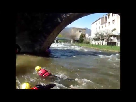 White Water Rafting & Hydro Speed in France