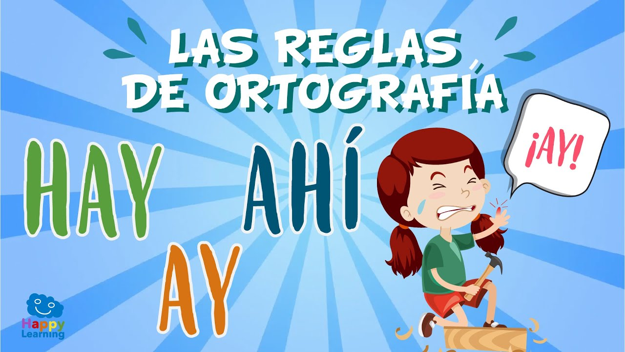 Video: HAY, AHI o AY