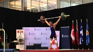 2015 Canadian Senior Weightlifting Championships