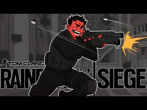 ALL HAIL THE M870!   Rainbow Six: Siege (Matches + Funtage Edits?)