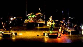 Shoeless by I Am Kloot @ the Lowry, Salford in may 2011