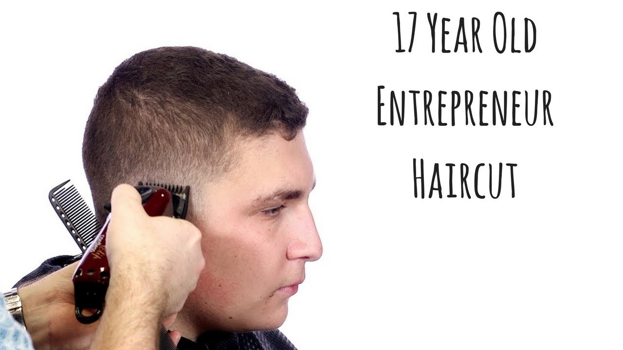 17 year old entrepreneur thesalonguy youtube