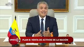 Vender Activos De La Nación Sería El Plan B Del Gobierno, Si No Se Aprueba La Reforma Tributaria