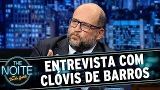 The Noite (31/03/15) - Entrevista com Clóvis de Barros Filho
