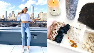 Weekend Vlog: Meeting with a Financial Advisor, New Jewelry + Visiting Home
