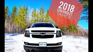 2018 Chevrolet Tahoe 4WD Premiere Test Drive Review