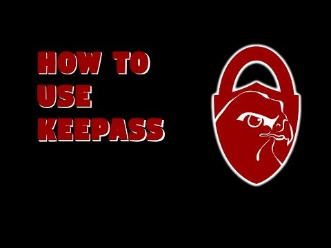 How To Use KeePass 2