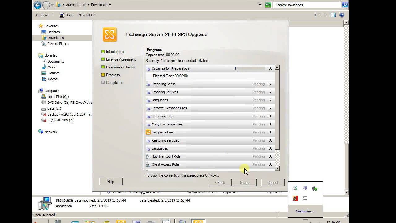 Step by step install exchange 2010 sp3 on windows 2008 r2 server step by step install exchange 2010 sp3 on windows 2008 r2 server xflitez Choice Image