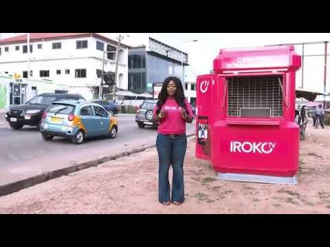 Jackie Appiah Speaks twi in new tv ad