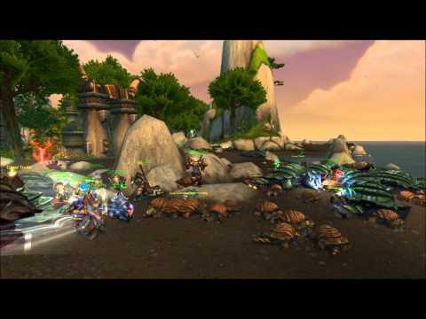 Timeless Isle Music - Mists Of Pandaria