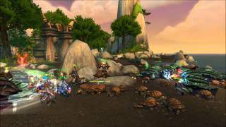 Timeless Isle Music - Mists Of Pandaria