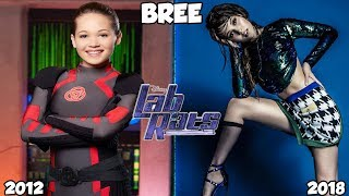 Lab Rats Then And Now 2018