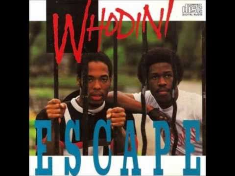 Whodini Friends Mega Mix