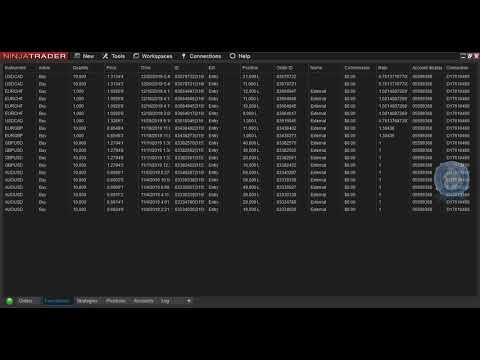 Ninja Trader 8.020.0 Multi-Broker Live + Static Super Dom Crack