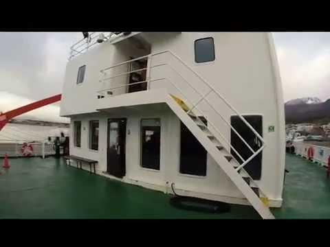 MV Ushuaia Antarctica ship tour walkthrough