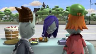 Каспер  Школа страха   41 серия   2006   Мульт сериал   HD 720p