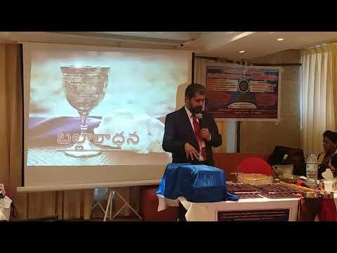 Lords Supper - Abu Dhabi Apostolic Church, United Arab Emirates/Pastor Prathibha Rao/18th Aug,2017