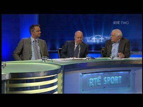 Dunphy, Brady and Hamann on Keane & Vieira | RTÉ Soccer