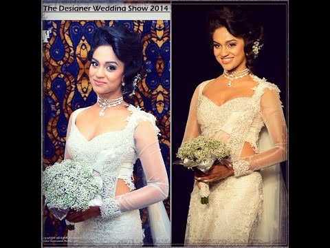 Sri Lankan bride by Indeevari Yapa Abeywardena Bridal Design & Dressing