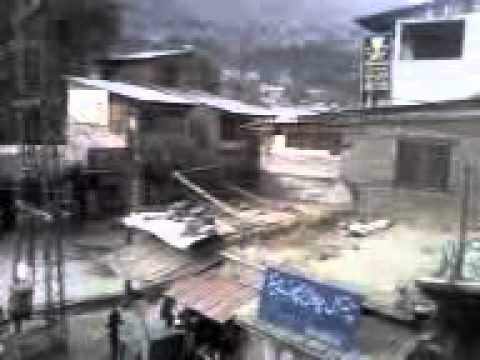 Chitral raining 2