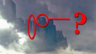 Mysterious city spotted floating in clouds above China || Ominous City UFO Sighting 2015