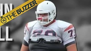Meet a 7-foot, 440-pound high school football player