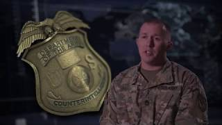 MOS 35L Counterintelligence (CI) Special Agent