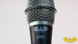 cadlive d90 dynamic handheld microphone