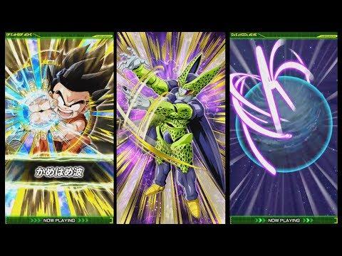 NEW WT CELL & AWAKENINGS! ALL SUPER ATTACKS! (DBZ: Dokkan Battle) thumbnail