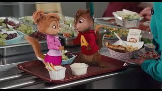 Alvin Ve Sincaplar 2    Alvin Britttanye ian Hakkında Uyarıyor