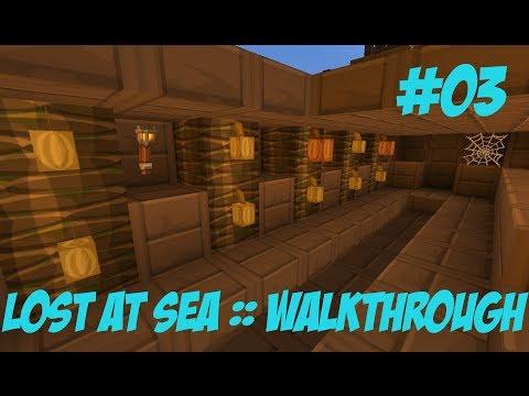 Minecraft :: Survival Map :: Lost at Sea EP03 :: Cocoa Farmer