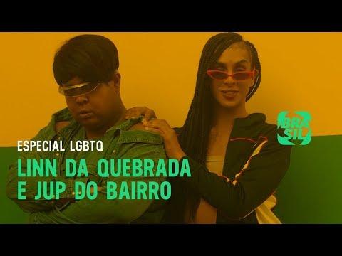 Linn da Quebrada e Jup do Bairro l Especial LGBTQ+