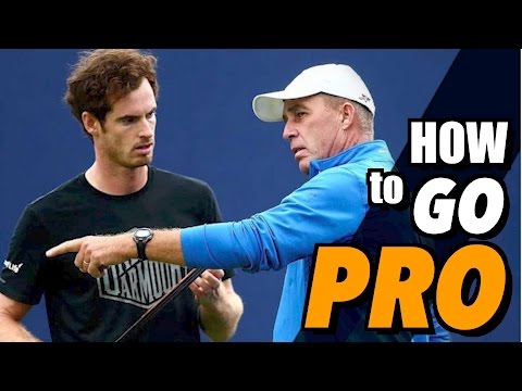 How To Become A Tennis PRO - ATP Tour Training Insights