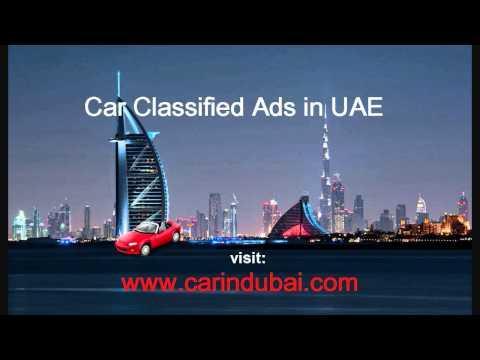 car classified ads UAE