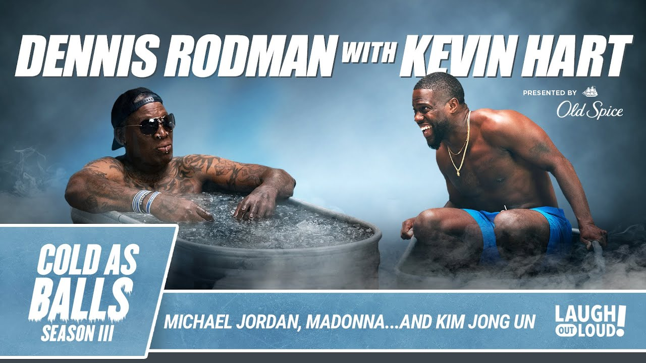 Download Dennis Rodman Becomes Supreme Leader of the Cold Tub | Cold as Balls | Laugh Out Loud Network