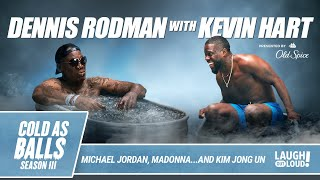 Dennis Rodman Becomes Supreme Leader of the Cold Tub   Cold as Balls   Laugh Out Loud Network