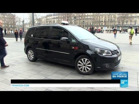 Taxis contre VTC, une bataille sans frein