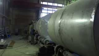 видео изготовление резервуаров