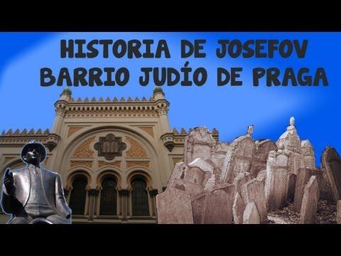 Historia de Josefov - Barrio Judío de Praga