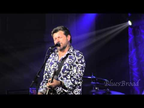"""TAB BENOIT -""""Her Mind Is Gone""""Pro Jam Big Blues Bender 2015"""