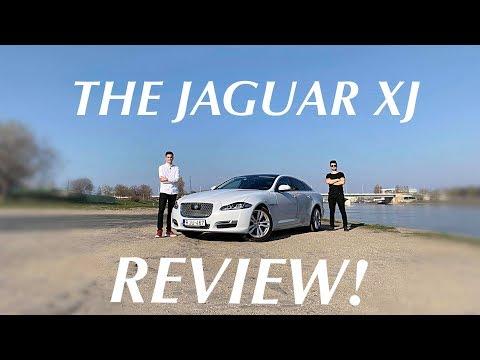 The Jaguar XJ 2018   Review!
