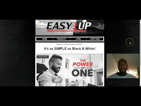 Easy 1Up System Review- What is Easy 1 Up and How to Make Easy Money Online With It