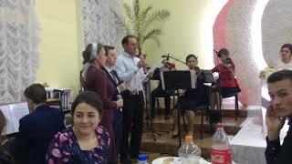 Две души поют песню любви - христианская свадьба