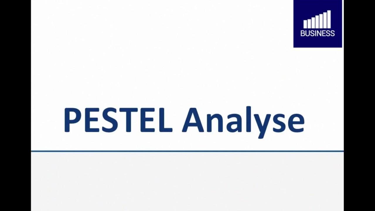 PESTEL Analyse - Definition und Erklärung (deutsch)🌟 - YouTube