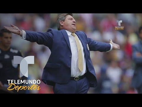 """Miguel """"Piojo"""" Herrera alcanza su Liguilla 19   Liga MX   Telemundo Deportes"""