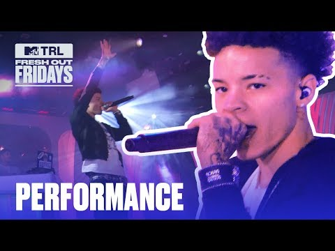 "Lil Mosey Performs ""Stuck In A Dream"" & ""Live This Wild"" Live! 