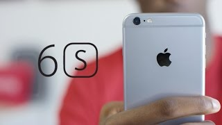 iPhone 6s & 6s Plus Unboxing & First Look!