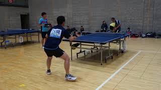 卓球しかやってない人 第45回長泉町卓球大会3回戦おやじ対決 thumbnail
