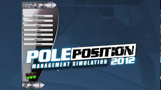 Pole Position 2012 ep1: How Long to a Race!