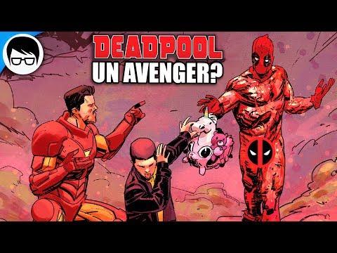 ¿DEADPOOL SE UNE A LOS AVENGERS? (2018) | Deadpool #3 | Heyner Studio